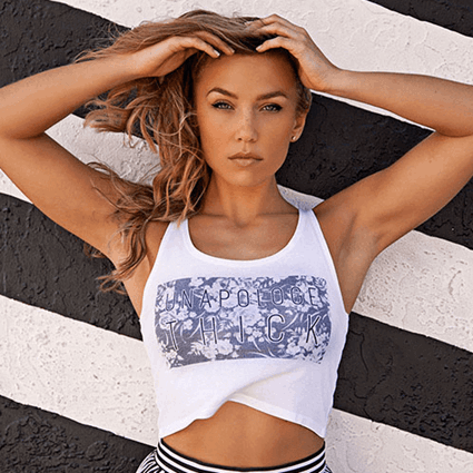 Nicole Mejia - Fit & Thick